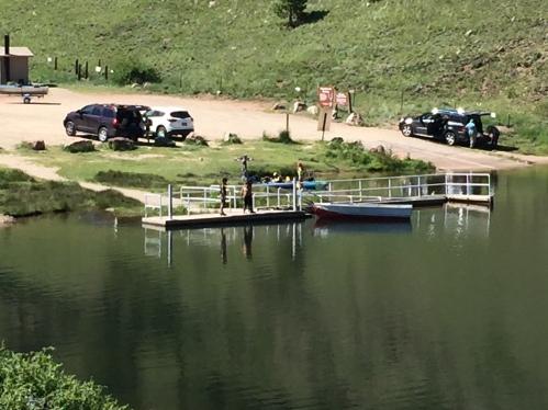 Taking Another Gambol On Upper Beaver Creek Near Cripple Creek